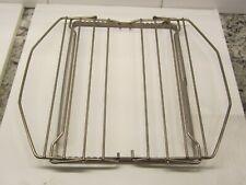 New listing Vtg E-Z-V Foley Chrome Adjustable V Meat Rack Roast Chicken Holder Broiler