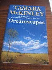 TAMARA MCKINLEY DREAMSCAPES HISTORICAL NOVEL PUB 2005 EXCON