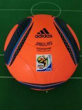 ADIDAS JABULANI POWERORANGE POWER ORANGE AUTHENTIC OFFICIAL MATCH SOCCER BALL