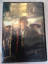 HOBBIT: AN UNEXPECTED JOURNEY (DVD Extended Edition)