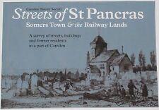ST PANCRAS STREETS HISTORY North London Roads Avenues Buildings Houses Places