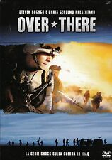 4 Dvd Box Cofanetto **OVER THERE ♦ SERIE SHOCK SULLA GUERRA IN IRAQ** nuovo 2005