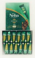 Neha Henna Cone - Temporary Tattoo Paste Cone Body Art Painting - Brown Color