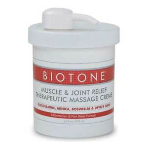 Biotone Muscle Joint Relief Massage Creme