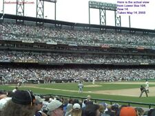 9/10 San Francisco GIANTS Pittsburgh PIRATES (10 tix!) LOWER BOX First Base Side