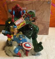 Marvel Comics Westland Giftware Cookie Jar NWB