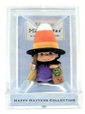 Rare 2000 New Candy Capper Happy Hatter Collection Christmas Merry Miniature Wow