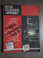 REVUE TECHNIQUE AUTOMOBILE RTA FIAT 850 NECKAR ADRIA SALON 1966
