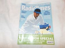 Radio Times Magazine 8th July 2017 Test Match Special Chris Packham Para Games