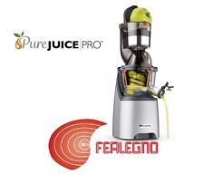 EXTRACTOR OF JUICE DOUBLE TUBE CENTRIFUGE 240W JMP800SI KENWOOD PURE JUICE PRO