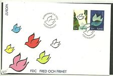 CEPT 1995/ Aland MiNr 100/01 FDC