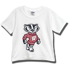 University of Wisconsin Bucky Badger Youth T-Shirt - $5.99 - Small - Brand New!