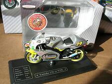SOLIDO 1/18 MOTO YAMAHA 250 CC YZR MOTO GP WORLD CHAMPION 2000 Olivier jacque