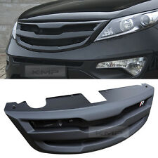 Tunning Front Radiator Hood Grille Grill Painted For KIA 2011-2016 Sportage R