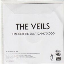 (EE70) The Veils, Through The Deep, Dark Wood - 2013 DJ CD