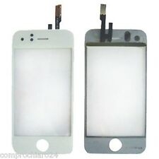 Spare parts ONLY Glass for Touch Screen for iPhone 3GS White - No Slide Screen