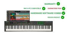 Nektar Impact-LX88+ 88-key MIDI Keyboard with Velocity Trigger Pads & Faders