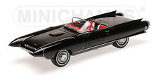 Minichamps Pm107148221 Cadillac Cyclone XP 74 1959 Black 1 18 Modellino Die Cast