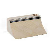 Blackriver Ramps - Pocket Quarter Wooden Fingerboard Ramp -