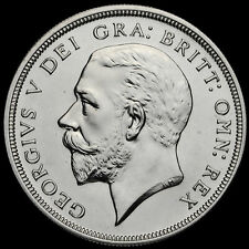 More details for 1927 george v silver proof wreath crown