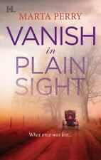 Vanish in Plain Sight (The Brotherhood of the Raven) by Perry, Marta