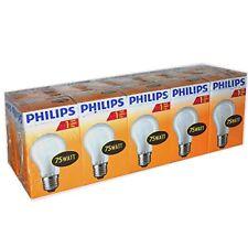 Philips Ampoules À incandescence en forme de Poire E27 75 W