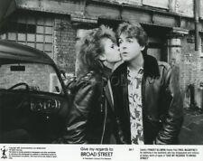 PAUL Mc CARTNEY GIVE MY REGARDS TO BROAD STREET 1984 VINTAGE PHOTO ORIGINAL #4