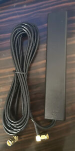 Antenne 4G LTE universelle prise dCRC9 TS9 à double cable sans file raccordement