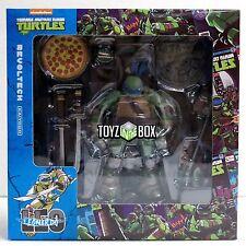 "In STOCK Kaiyodo Revoltech TMNT ""Leonardo Leo"" Ninja Turtles Action Figure"