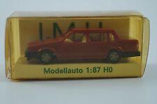 I.m.u. modello di auto 1:87 h0 VOLVO 760 Limousine n. 07601