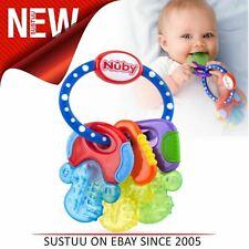 Nuby bébé dentition Icy morsures Keys │ facile à tenir │ remplis de gel pour réf...