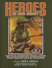 HEROES IN OUR MIDST, Vol. 4: Uniforms & Insignia, Airborne