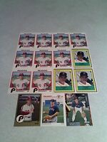 *****Tom (Tommy) Barrett*****  Lot of 50 cards.....8 DIFFERENT