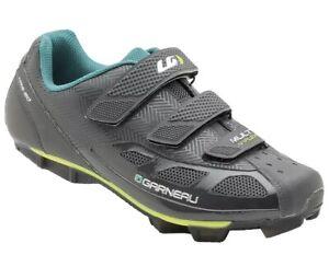 Louis Garneau Women's Multi Air Flex bike cycling shoes, Asphalt, Size 6.5