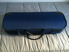 VIOLIN BLUE CASE - FASHION, VERSATIL, SAFE AND ROBUST