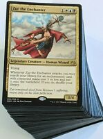 ***Custom Commander Deck*** Zur the Enchanter - Voltron Enchantments Magic Cards