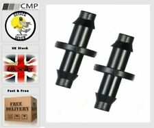 4mm Micro Irrigation Coupling Irrigation air joint connector windscreen x25 UK