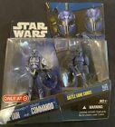 Star Wars Hasbro Senate Commando 2-Pack Target Exclusive 2009