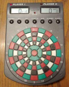 Sportcraft Electronic Dartboard Scorer for Darts Tested & Works