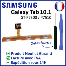 NAPPE DES BOUTONS POWER VOLUME DU SAMSUNG GALAXY TAB 10.1 GT-P7500 P7510 +OUTILS