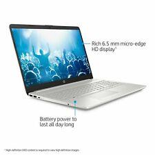 """HP 15-dw2025od Laptop 15.6"""" Intel Core i5-1035G1 8GB Memory 2TB HD Win10 NEW"""