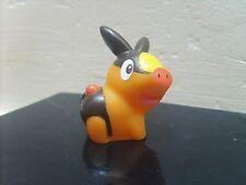 Figurine POKEMON: GRUIKUI Hauteur= 4,3cm Officielle de marque Bandai -Figure