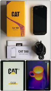 CAT S60 Dual SIM Rugged Smartphone with thermal imaging (Unlocked), 32GB.