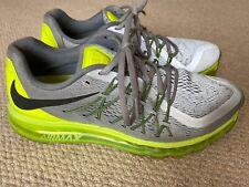 Nike Airmax Neutral Ride EU 45.5 UK 10.5 Sneakers Trainers Shoes neon grey