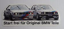 ADESIVI Schnitzer BMW 635 CSI e24 3er e30 M-Power M-TECHNIC 80er Sticker