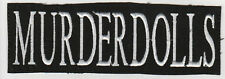 MURDERDOLLS     PATCH   ECUSSON  Patch thermocollant