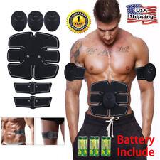 Stimulator Training Smart Abs Fitness Gear Muscle Abdominal /Toning Belt Trainer