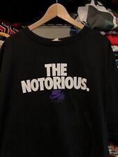 Vintage Nike The Notoriuous Air Force 1 Tshirt Street Classics Since 82 Vtg Nike