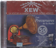 CD - Los Precursores De La Radio NEW XEW 50 Exitos - FAST SHIPPING !