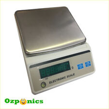 PROFESSIONAL DIGITAL SCALES FOR HYDROPONICS MEASURING TOP QUALITY 600 GRAM MAX